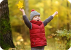 5 Ways to Help them Develop with Fall Fun!