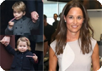 Her Royal HighNiece Charlotte and Prince George Have Roles at Aunty's Wedding!