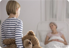 What to Say to a Child when a Family Member is Very Ill