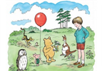 Winnie the Pooh is 90! Wise Words for any Savvy Auntie