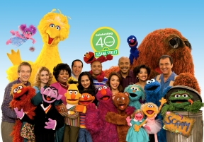40 Things Every Savvy Auntie Should Know About Sesame Street