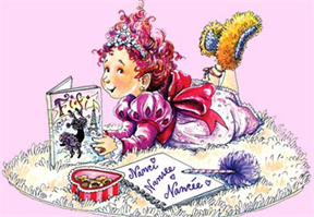Children S Literature Book Reviews Fancy Nancy