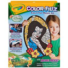 crayola color fillz disney fairies - Crayola Disney