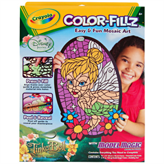 Crayola® Color-Fillz™ Disney Fairies - Nephew and Niece Gifts ...