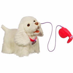Electronic Toy Dog That Poops