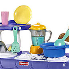 Merveilleux Fisher Price Grow With Me Kitchen
