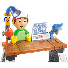 Fisher Price Handy Manny 39 S Repair Shop Nephew And Niece Gifts
