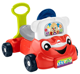 Fisher Price Laugh Learn 3 In 1 Smart Car