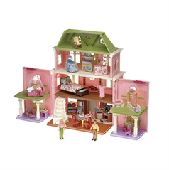 Fisher Price Loving Family Grand Dollhouse Super Set