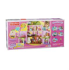Fisher-Price Loving Family Grand Dollhouse Super Set - Nephew and Niece Gifts - SavvyAuntie.com