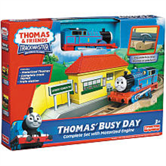1edb836b05f1 Fisher-Price Thomas & Friends Busy Day Trackmaster Playset - Nephew ...