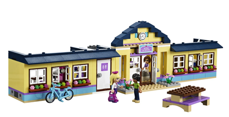 lego friends heartlake high 41005 nephew and niece gifts. Black Bedroom Furniture Sets. Home Design Ideas