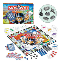 Cars  Monopoly Game Instructions
