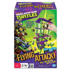 nick tmnt flying attack skill and action game nephew and niece gifts. Black Bedroom Furniture Sets. Home Design Ideas
