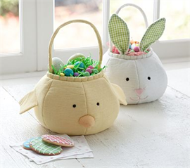Puffy easter baskets nephew and niece gifts savvyauntie puffy easter baskets negle Image collections