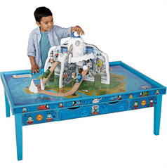 Thomas Amp Friends Wooden Railway Grow With Me Play Table