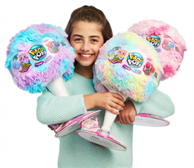 Pikmi Pops Surprise Cotton Candy Series Giant Pikmi Flips Nephew