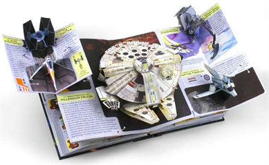 Star Wars A Pop Up Guide To The Galaxy Nephew And Niece