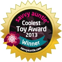 Savv Auntie Coolest Toy Awards