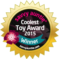 Savvy Auntie Coolest Toys Awards 2015